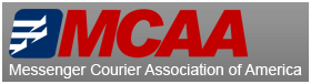 Messenger Courier Association America logo